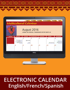 Electronic Multicultural Calendar